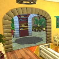 Sims 4 Mata salon 22
