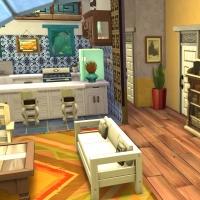 Sims 4 Mata salon 23