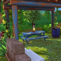 Sims 4 Mata vue exterieur 10
