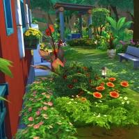 Sims 4 Mata vue exterieur 11