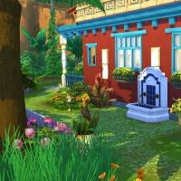 Sims 4 Mata vue exterieur 12