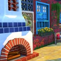 Sims 4 Mata vue exterieur 13