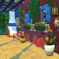 Sims 4 Mata vue exterieur 14