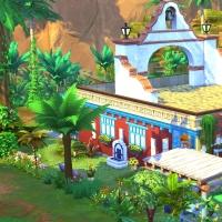 Sims 4 Mata vue exterieur 4
