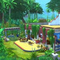 Sims 4 Mata vue exterieur 5