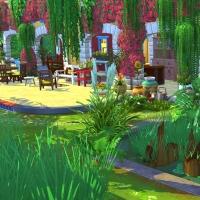 Sims 4 Mata vue exterieur 6