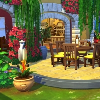 Sims 4 Mata vue exterieur 7