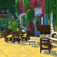 Sims 4 Mata vue exterieur 8