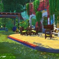 Sims 4 Mata vue exterieur 9