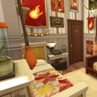 sims 4 terrier chambre charly bill 1