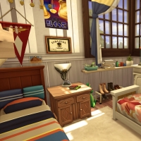 sims 4 terrier chambre charly bill 2