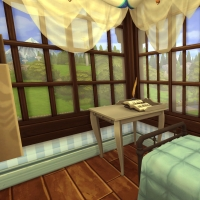 sims 4 terrier chambre percy 2