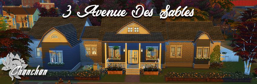 3 Avenue Des Sables