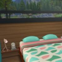 La caravane de Granite Falls - la chambre 1