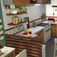 La maxi-mini - La cuisine