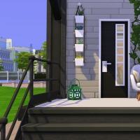 7 aloes mini maison vue exterieure entr�e
