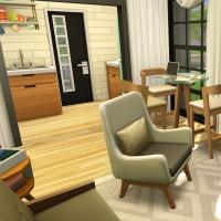 13 aloes mini maison piece de vie
