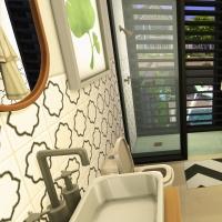 15 aloes mini maison salle de bain
