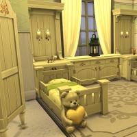 hatfield palace 2e etage chambre bambin 1