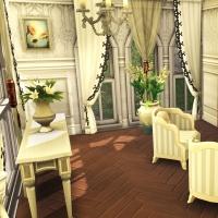 hatfield palace 2e etage chambre blanche 2