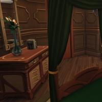 hatfield palace 2e etage chambre verte 2
