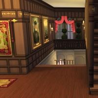 hatfield palace premier etage couloir droit 2