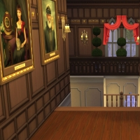 hatfield palace premier etage couloir gauche 3
