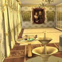 hatfield palace premier etage salle de bal 2