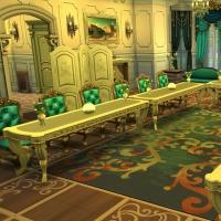 hatfield palace salle � manger 1