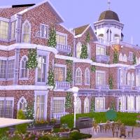 hatfield palace vue exterieure 12