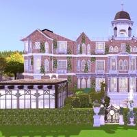 hatfield palace vue exterieure 15