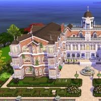 hatfield palace vue exterieure 2