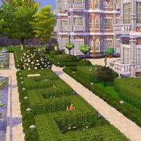 hatfield palace vue exterieure 7