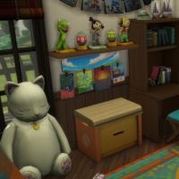 Esperanza - chambre d'enfant - vue 2