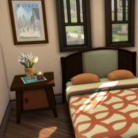 Esperanza - chambre parentale - vue 1