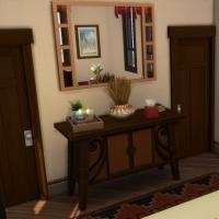 Esperanza - chambre parentale - vue 2