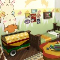 Esperanza - chambre pour bambin - vue 1