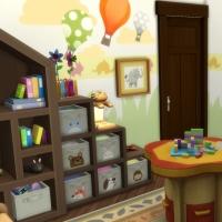 Esperanza - chambre pour bambin - vue 2