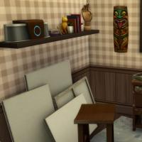 Esperanza - l'atelier de peinture