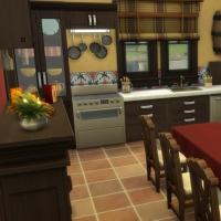 Esperanza - la cuisine - vue 1