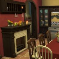 Esperanza - la cuisine - vue 2