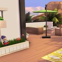 12 flora vue exterieure terrasse etage