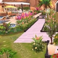 16  flora vue exterieure arriere