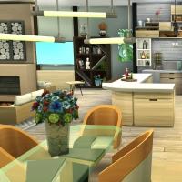 47 flora interieur cuisine