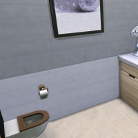 65 flora interieur salle de bain parentale