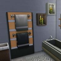 71 flora interieur  salle de bain etage