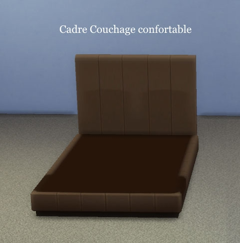 Cadre-Couchage-confortable