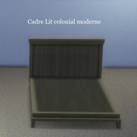 Cadre-Lit-colonial-moderne