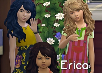 Erica version enfant et bambin
