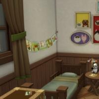 Retour aux sources - la chambre pour enfant et bambin - vue 2